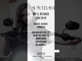 Supertrash Promotiecode